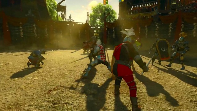 The Witcher 3: Blood and Wine launch trailer