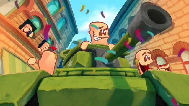 Worms wmd review going back to armageddon gamepressure worms wmd trailer gumiabroncs