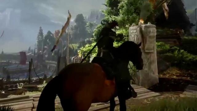 Dragon Age: Inquisition E3 demo #1 - The Hinterlands