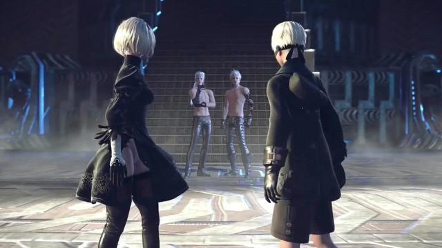 Nier: Automata - zwiastun na premierę - Śmierć jest twoim początkiem