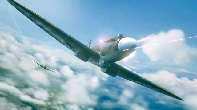 Zwiastun gry World of Warplanes