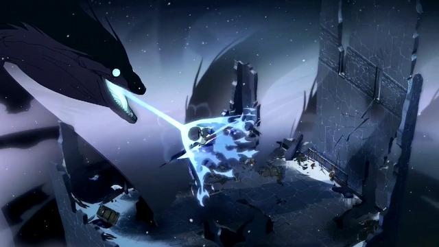 The Banner Saga 3 – Kickstarter campaign trailer