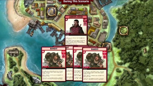 Pathfinder Adventures trailer