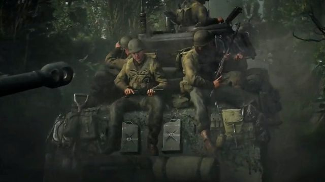 Call of Duty: WWII trailer #1