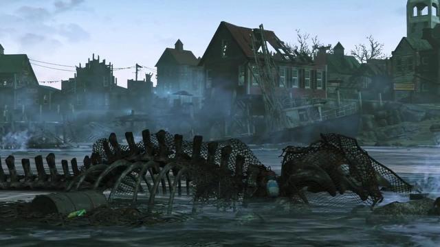 Fallout 4: Far Harbor trailer