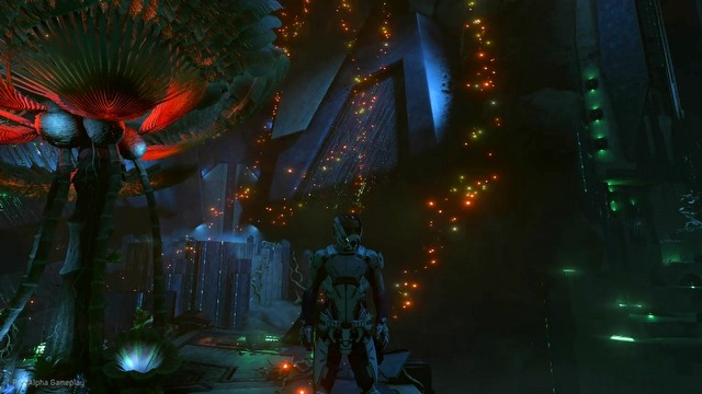 Mass Effect: Andromeda tech demo