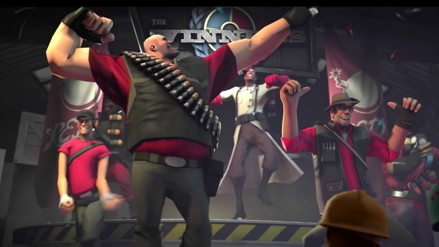 Team Fortress 2 patch overhauls matchmaking revamps competitive mode