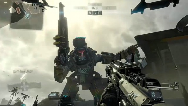 Titanfall - E3 2013 gameplay
