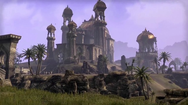 The Elder Scrolls Online - E3 2013 gameplay