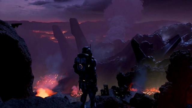 Mass Effect: Andromeda - zwiastun rozgrywki z CES 2017