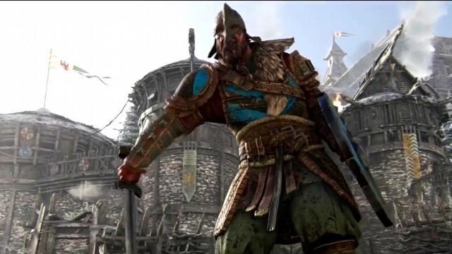 For Honor - Warlord - wiking: prezentacja klasy