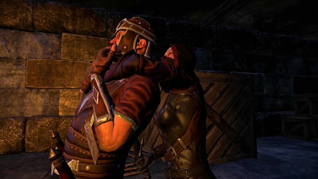The Elder Scrolls Online: Tamriel Unlimited - Dark Brotherhood Poleje się krew