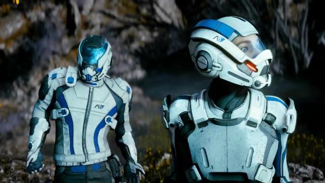 Mass Effect: Andromeda - zwiastun rozgrywki z The Game Awards (PL)