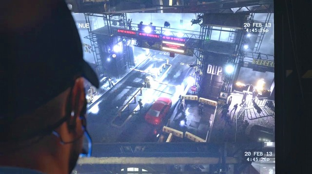 Trailer gry inFamous: Second Son.