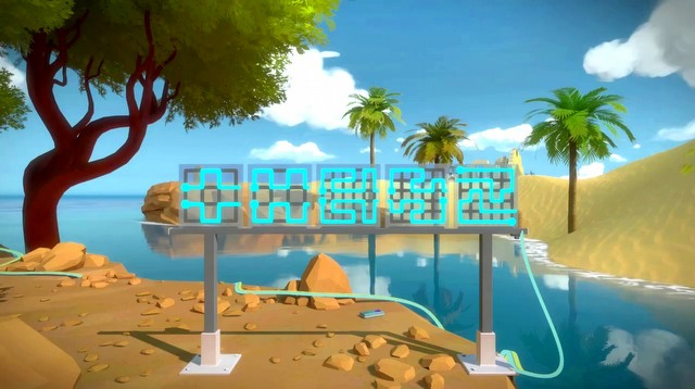Trailer gry The Witness.
