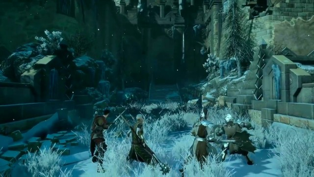Dragon Age: Inquisition multiplayer gameplay trailer