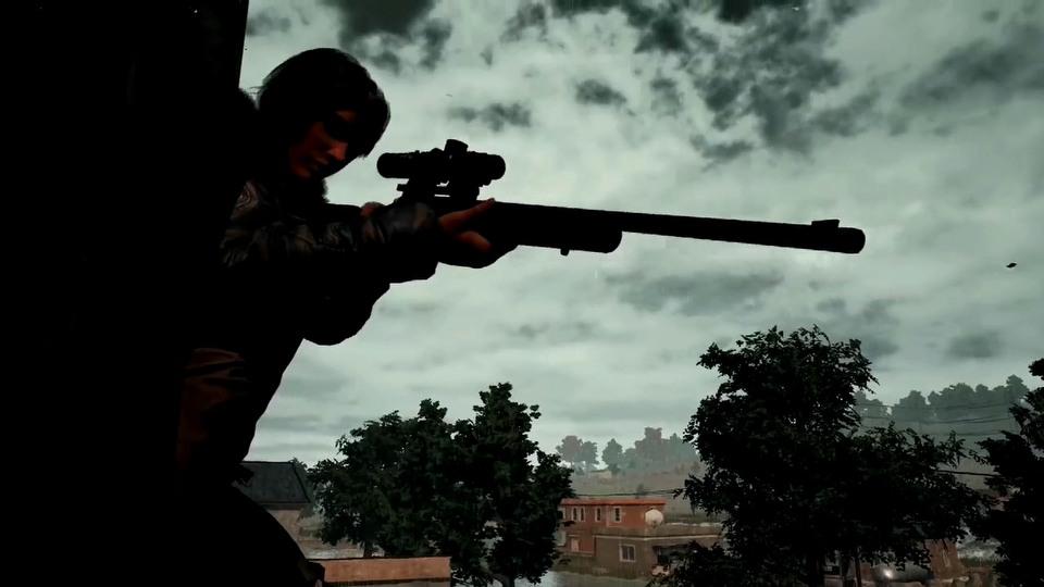 Playerunknown's Battlegrounds trailer #1