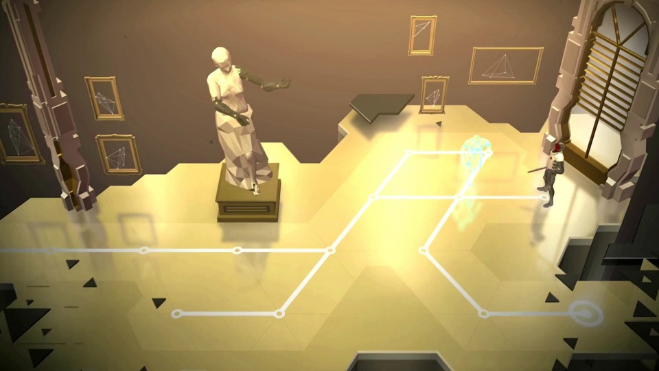 Deus Ex GO launch trailer