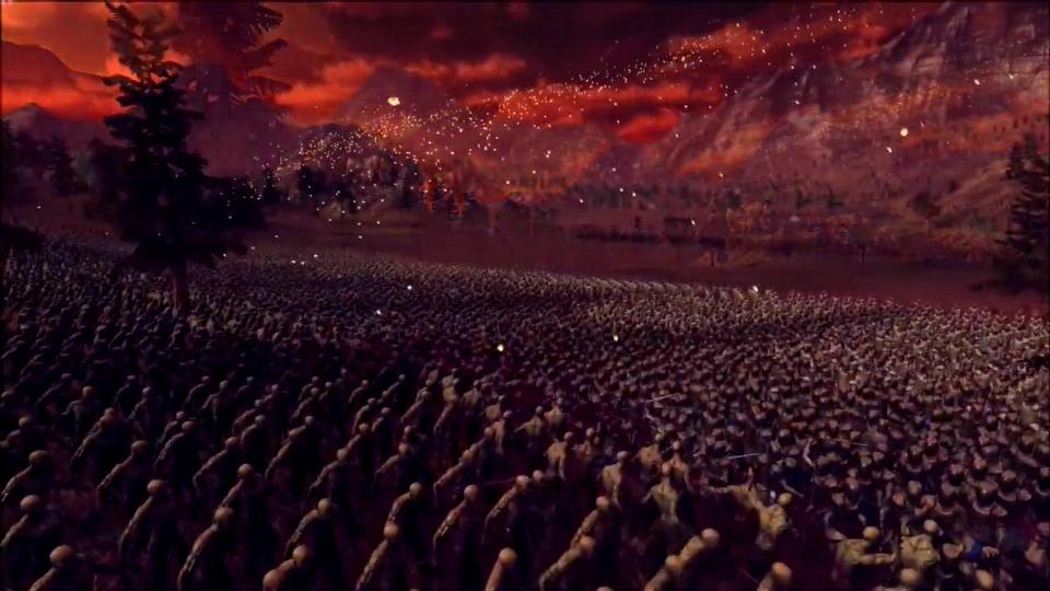 Ultimate Epic Battle Simulator trailer #1