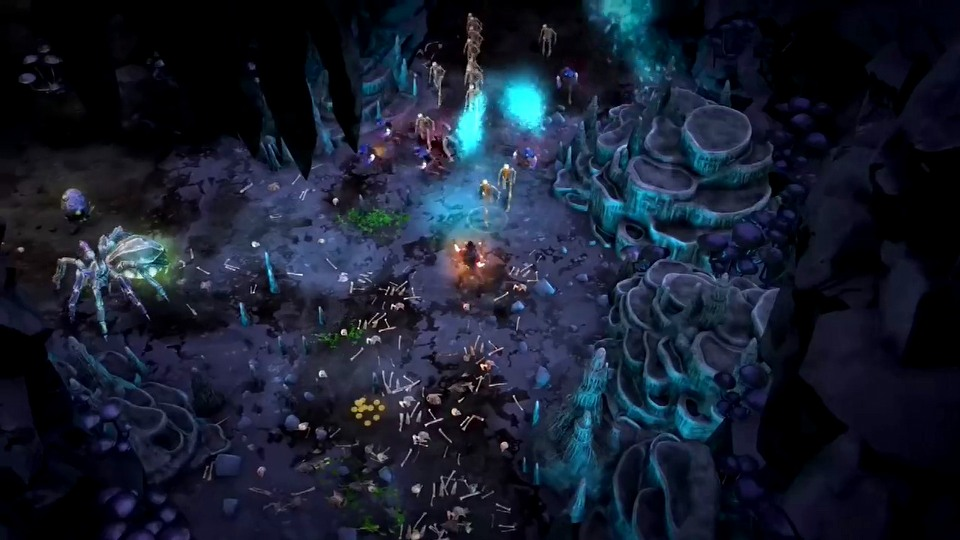 Victor Vran: Fractured Worlds trailer #1