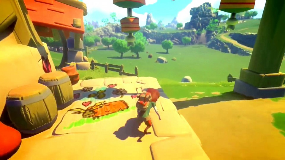 Yonder: The Cloud Catcher Chronicles trailer #1