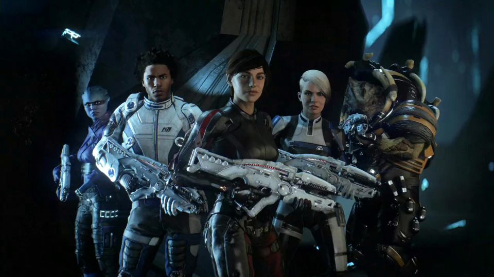 Mass Effect: Andromeda launch trailer