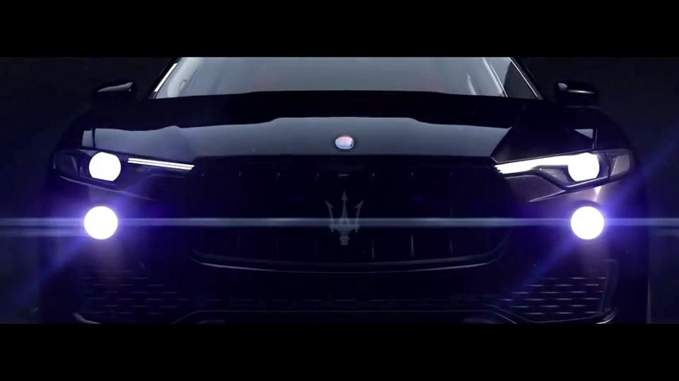 Assetto Corsa Maserati Levante