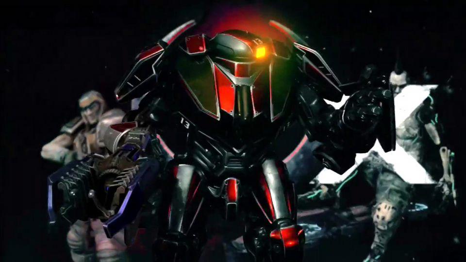 Quake Champions Introducting Duel Mode
