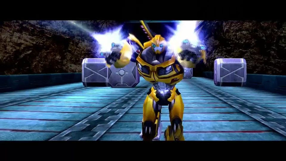 Transformers Prime: The Game trailer #1