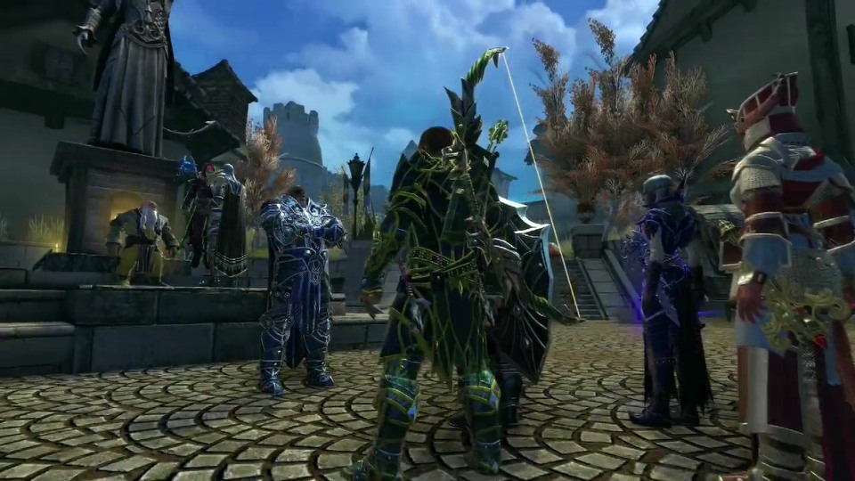 Neverwinter The Cloaked Ascendancy