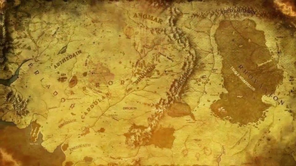 Mountains of Angmar | The One Wiki to Rule Them All | Fandom ...