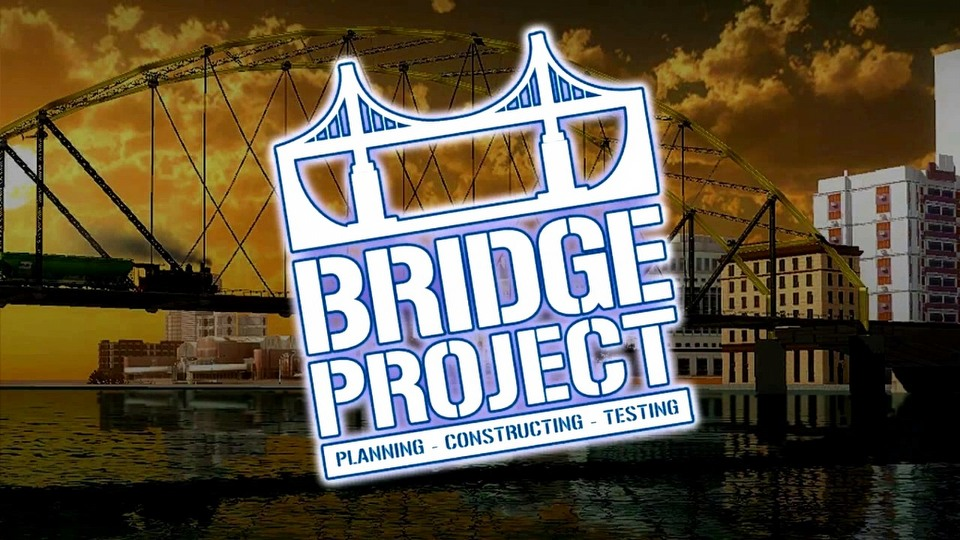 Bridge Builder 2 launch trailer #2