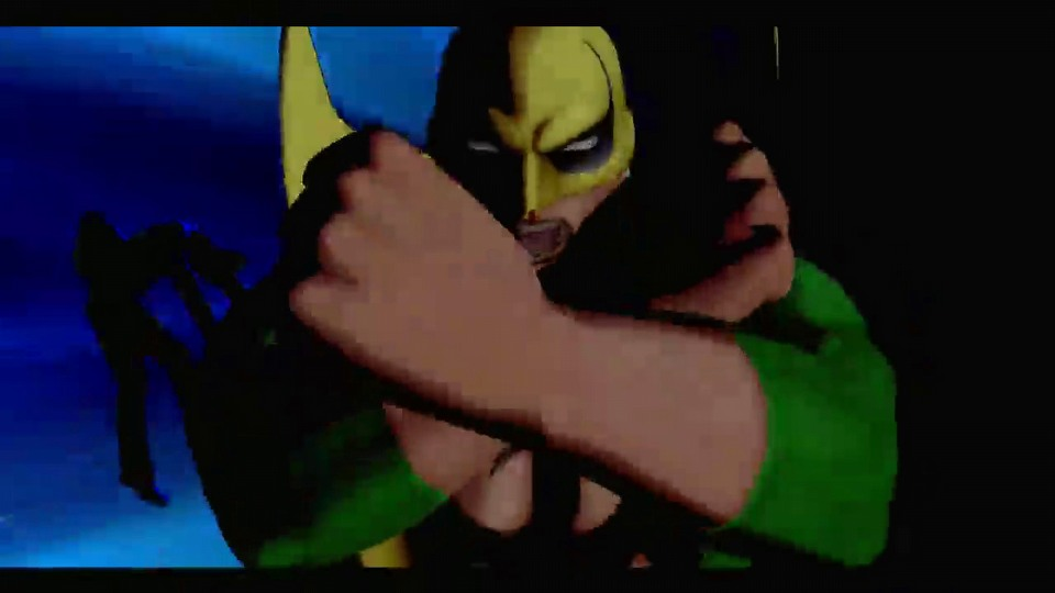 Ultimate Marvel vs. Capcom 3 Ultimate Marvel vs. Capcom 3 - PSX 2016 trailer