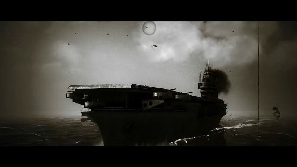 Air Conflicts: Pacific Carriers trailer #1