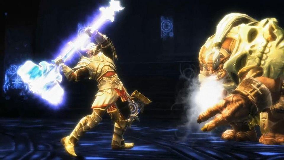 Kingdoms of Amalur: Reckoning trailer #2
