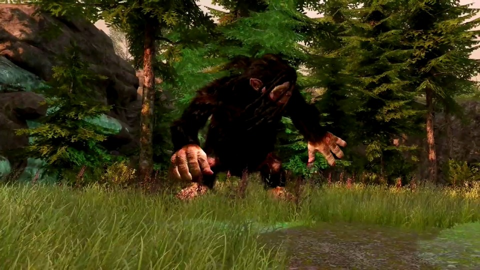Troll and I gameplay trailer #1