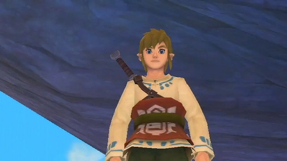 The Legend of Zelda: Skyward Sword trailer #2