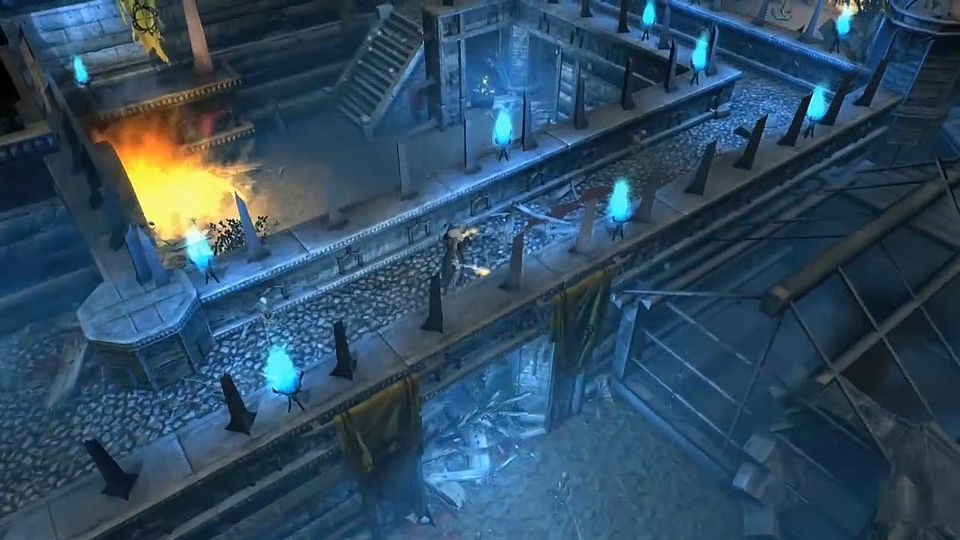 R.A.W.: Realms of Ancient War Launch Trailer