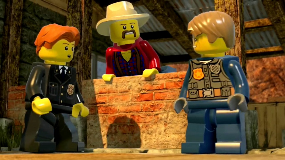 LEGO City: Undercover Hero