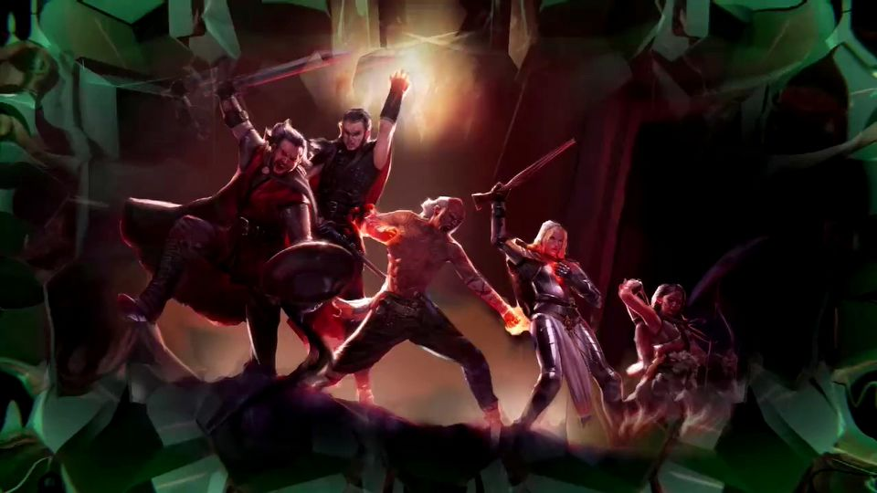 Pillars of Eternity Complete Edition - launch trailer