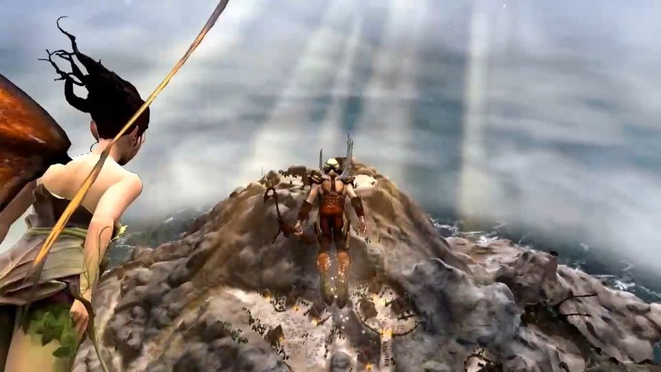 Faery: Legends of Avalon trailer #1