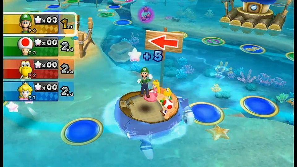 Mario Party 9 trailer #2