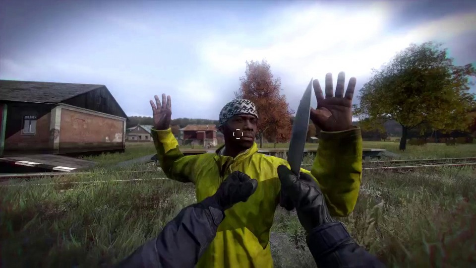 DayZ launch trailer