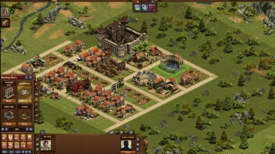 Forge of Empires first gameplay