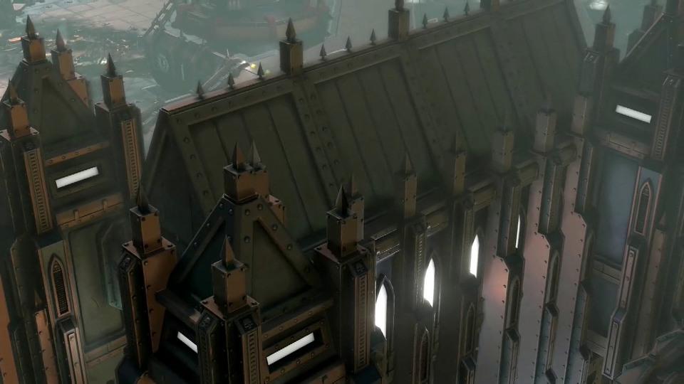 Warhammer 40,000: Dawn of War III environment showcase trailer