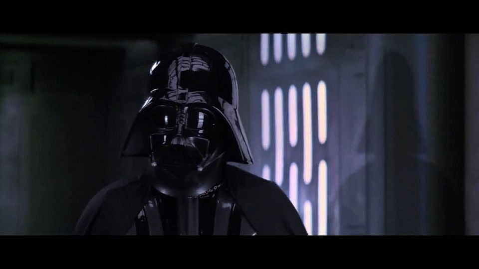 Kinect Star Wars trailer #1