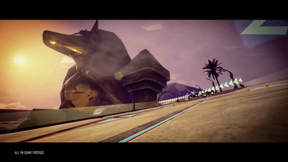 Redout launch trailer