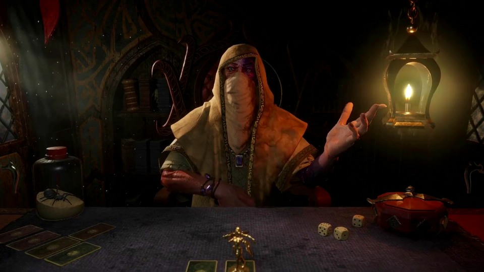 Hand of Fate 2 trailer #1