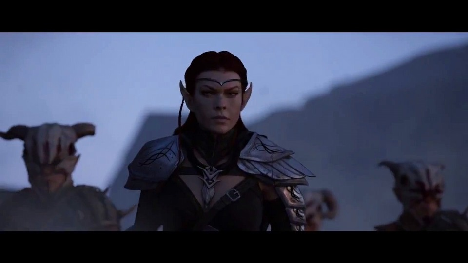 The Elder Scrolls Online: Tamriel Unlimited The Three Fates