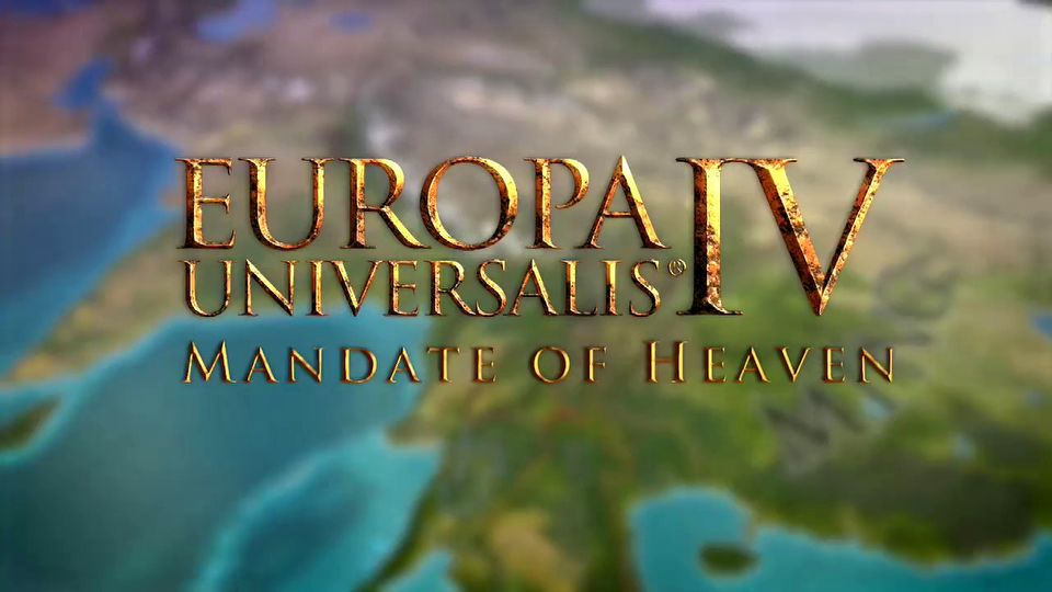 Europa Universalis IV: Mandate of Heaven launch trailer